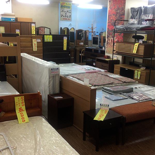 家具の販売
